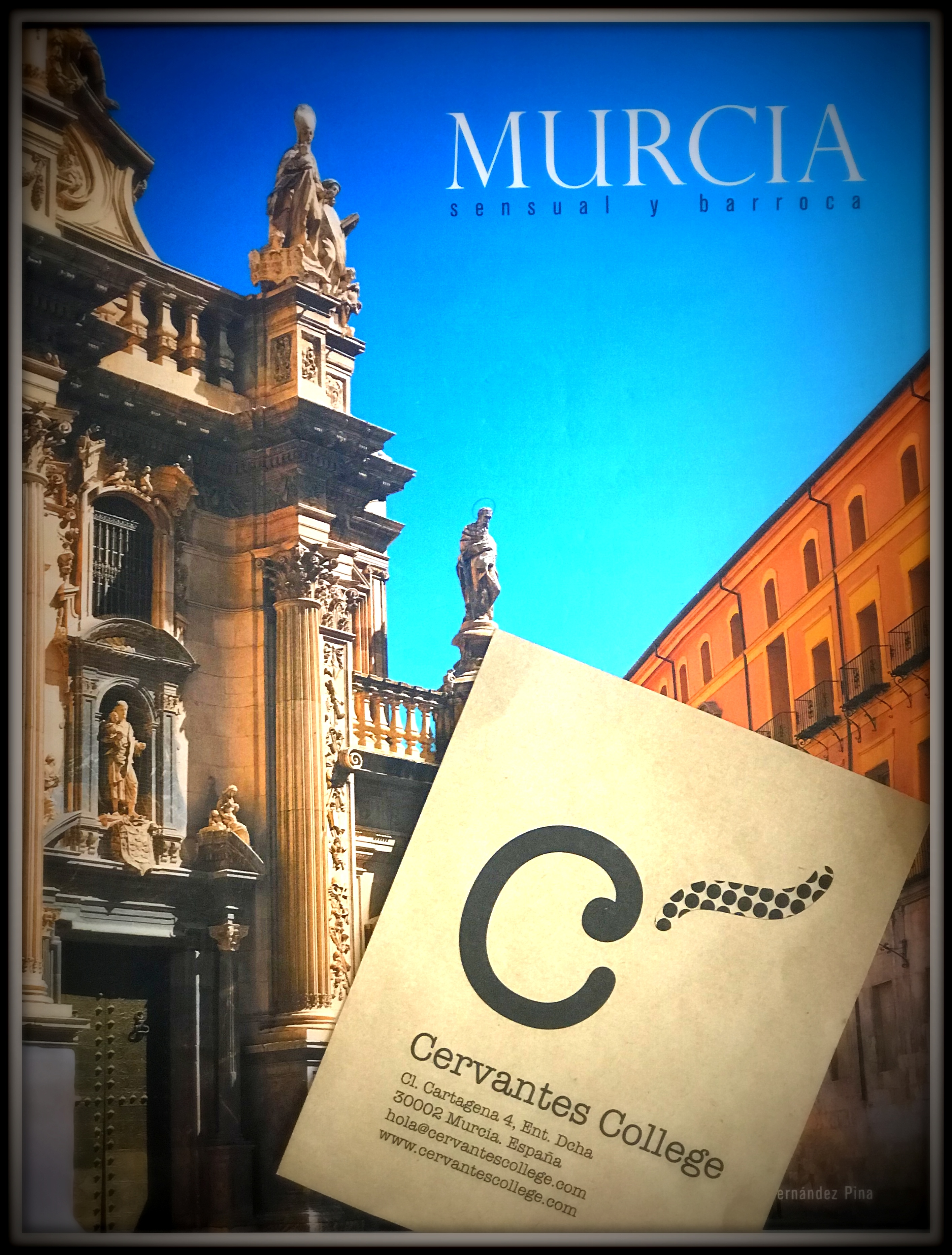 Cervantes College Murcia: Spanish courses for student visas